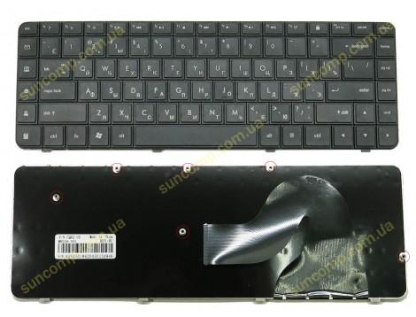 Клавиатура для HP Compaq CQ62, G62, CQ56, G56 ( RU Black ).