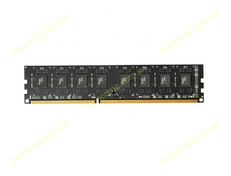 DIMM 4096MB DDR-3 1333MHz PC-10600 Team