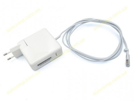 Блок питания для APPLE MagSafe 18.5V 4.6A 85W OEM. EU вилка в комплекте.