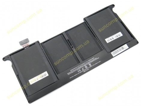 Батарея A1375 для Apple A1370 (7.3V 35Wh). (2010 год). MC505LL/A MC506LL/A MC507LL/A
