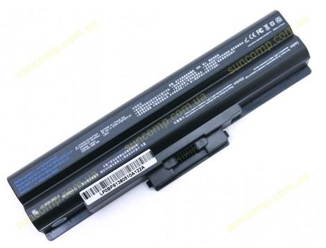 Батарея для SONY BPS13, BPS21, VGP-BPL21, VGP-BPL13, VPC-F, VPC-M (VGP-BPS13, VGP-BPS21) (10.8V 4400mAh). Black