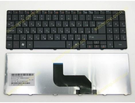 Клавиатура для Gateway NV52, NV53, NV56, NV59; PB: DT85, LJ61, LJ65, LJ67, LJ71, LJ75, LJ77, TJ61, TJ65 ( Ru Black ). Оригинал.