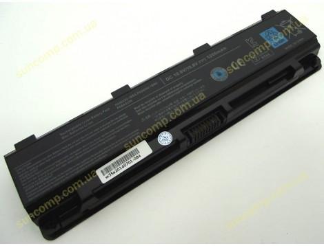 Батарея для Toshiba Satellite C800, C805, M800, L800, L805, M805, L830, L835, M840, L840, L845 (PA5024U-1BRS) (10.8V 5200mAh)
