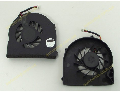 Вентилятор (кулер) для ACER Aspire 4332, 4732Z, eMachine D725, D525 (UDQFZJP01CAR E233037). 3 PIN. Copy
