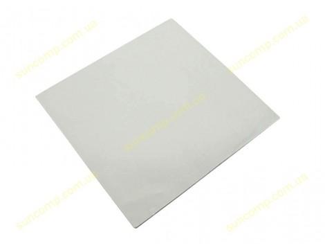 Термопрокладка силиконовая для ноутбука Halnziye (100*100*1.0mm, 4W/m-K) Серая. Применяется для передачи тепла от чипа к радиатору. Рабочая температура от -40 до +200 градусов