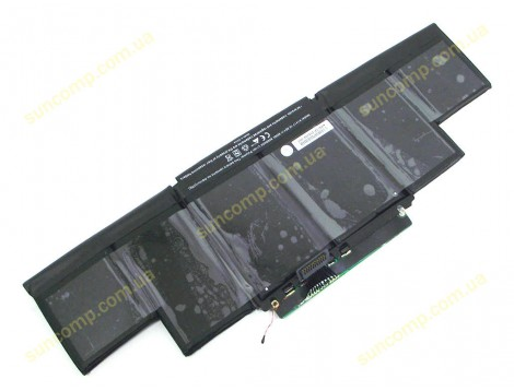 Батарея A1417 для Apple A1398 (2012-2013г) MC975LL, ME664LL, ME665LL (10.95V 8600mAh 95Wh). Батарея для Apple MacBook Pro 15 Retina.