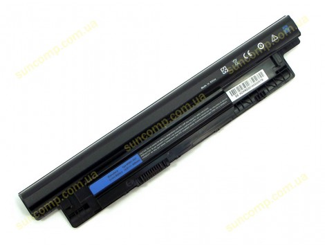 Батарея для Dell Inspiron 15R, 15-3421, 15-3521, 15-5421, 15-5521, 15-5721, 15- 3451, 15-3537 (MR90Y, XCMRD) (14.8V 2600mAh, LG Cell).