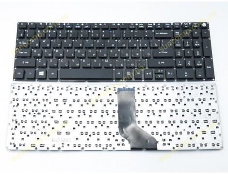 Клавиатура для ACER Aspire E5-522, E5-573, E5-573T, E5-573G, E5-573T, E5-532G, E5-722, E5-772, V3-574G, A315, A515, A715, ES1-523 (RU Black без рамки)