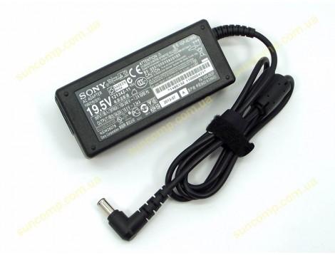 Блок питания для Sony 19.5V 3.3A 65W (6.5*4.4+Pin) OEM