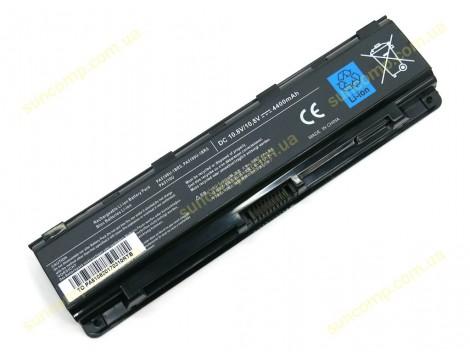 Батарея для Toshiba Satellite C50, C50D, C50t, C55, C55D, C55Dt , C75, C75D, C805, C840 (PA5108U, PA5109U) (10.8V 4400mAh).