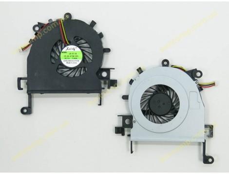 Вентилятор (кулер) для ACER Aspire 4733, 4733Z, 4738, 4738G, 4253; eMachines E732G, E732Z, E732ZG, D728, D732, D732Z, D732ZG (AB7305HX-GB3). OEM. Copy