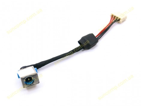 Разъем питания ноутбука ACER Aspire E1, E1-421, E1-431, E1-471, V3, V3-471 с кабелем. (5.5*1.7) DC JACK