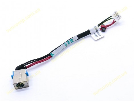 Разъем питания ноутбука ACER Aspire R7, R7-571, R7-571G, R7-572 с кабелем. (5.5*1.7) DC JACK