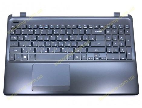 Клавиатура для ACER Aspire 5830, 5830G, 5830T (RU Black с крышкой)
