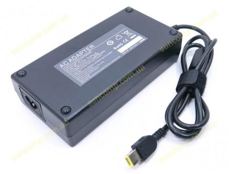 Блок питания для Lenovo 19.5V 7.7A 150W (USB+Pin) OEM