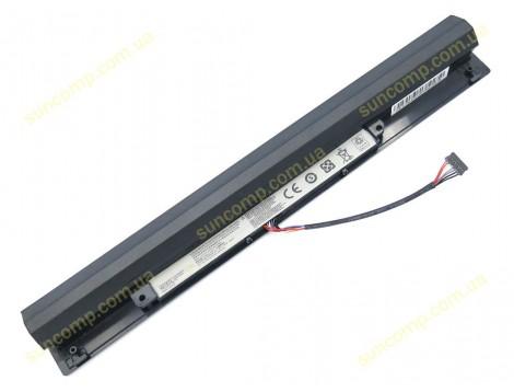 Батарея для Lenovo Ideapad 100-15IBD, 100-14IBD, V4400, B50-50, 300-15ISK (L15L4A01, L15M4A01, L15S4A01) (14.4V 32Wh). Длинный кабель!